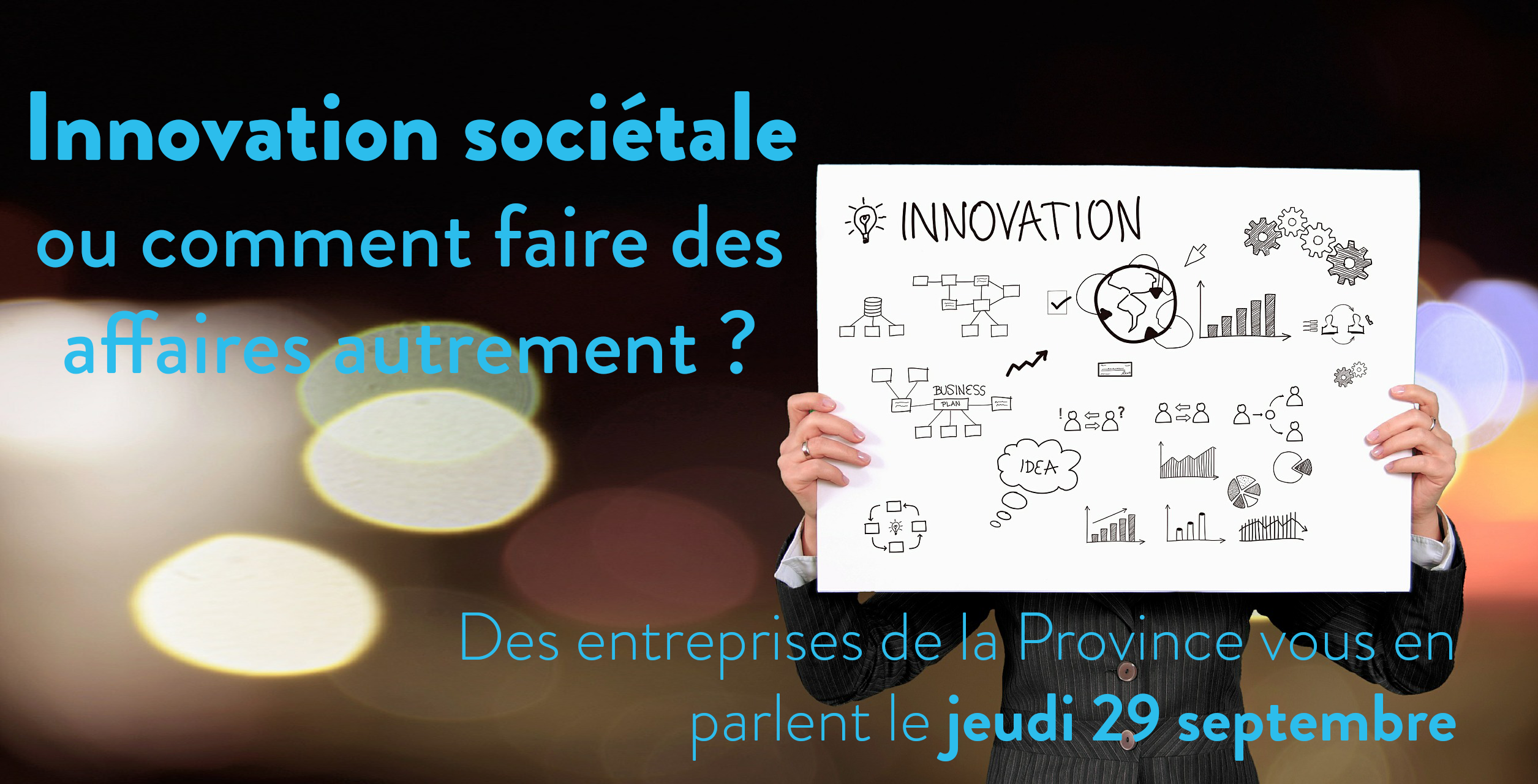 Innovation sociétale invitation