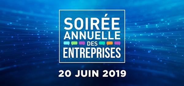 Soirée des Entreprises 2019
