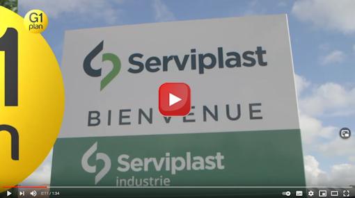 G1Plan chez Serviplast