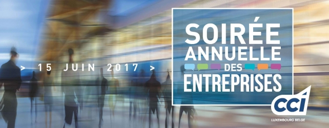 Soir e annuelle des entreprises cci luxembourg belge for Cci luxembourg